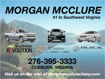 Morgan McClure Chevrolet in Coeburn, Virginia